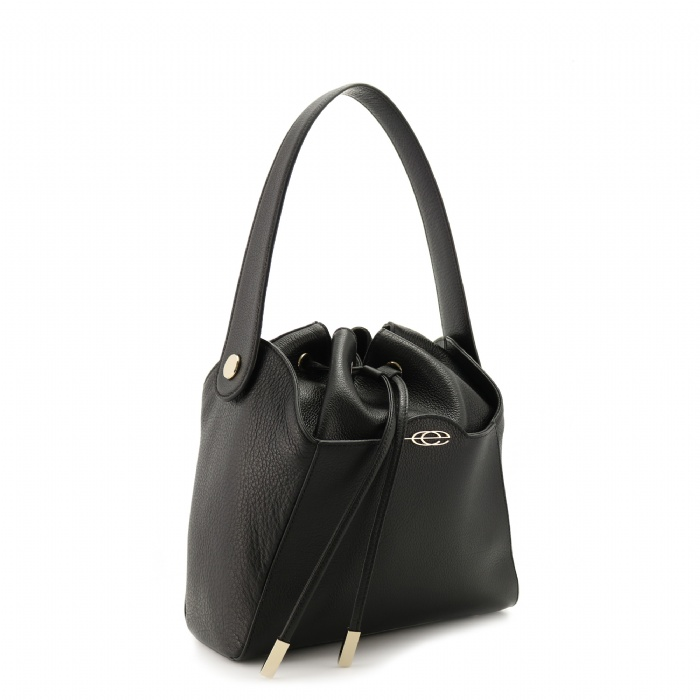 Clio Bucket Soft Nero